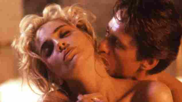 """Sharon Stone und Michael Douglas in """"Basic Instinct – Neues Spiel für Catherine Tramell"""" (2007)"""