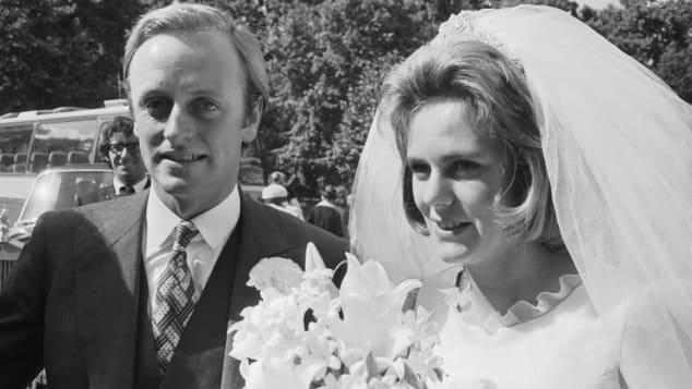 Andrew Parker-Bowles und Herzogin Camilla