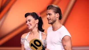 """Let's Dance"": Rurik Gislason und Renata Lusin"