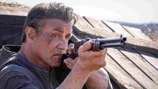 """Sylvester Stallone in einer Szene von """"Rambo - Last Blood"""""""