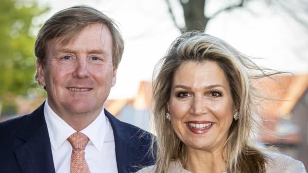 König Willem-Alexander und Königin Máxima der Niederlande