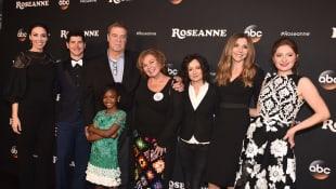 """""""Roseanne""""-Cast"""