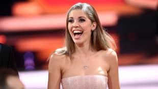 """Victoria Swarovski beim Finale der elften Staffel von """"Let's Dance"""" am 8. Juni 2018"""
