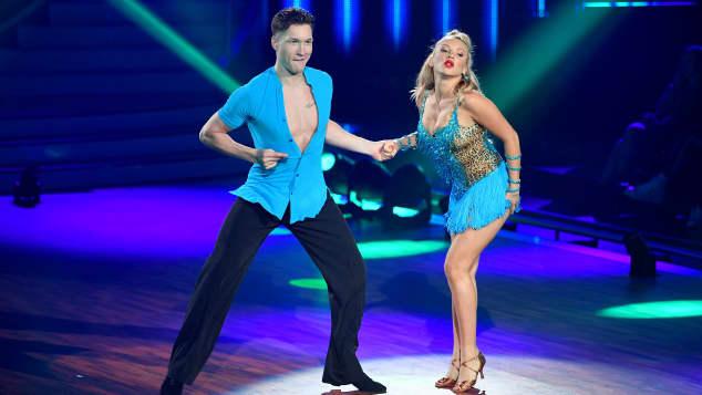 "Bei ""Let's Dance 2019"" tanzt Evelny Burdekci mit Evgeny Vinokurov"
