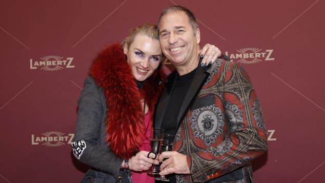 Kai Ebel und Mila Wiegand