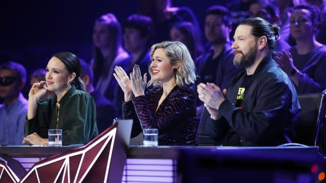 the masked singer jury