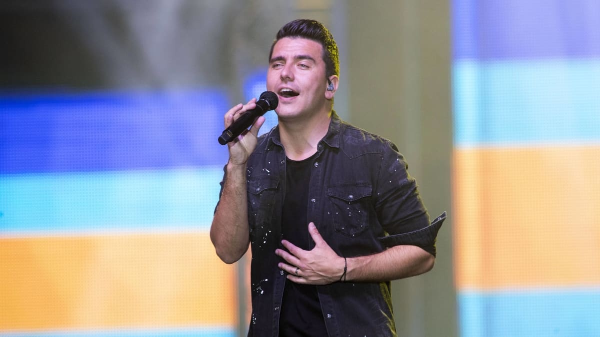 """Klubbb3""-Jan Smit moderiert den Eurovision Song Contest 2020"