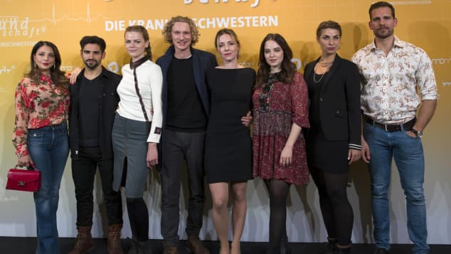 """""""In aller Freundschaft - Die Krankenschwestern"""": Cast"""