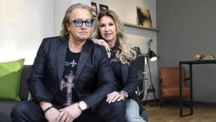 Robert Geiss und Carmen Geiss