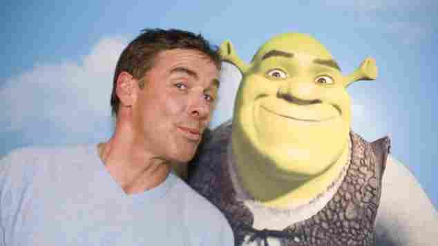 """Sascha Hehn verlieh """"Oger"""" in """"Shrek"""" seine Stimme"""