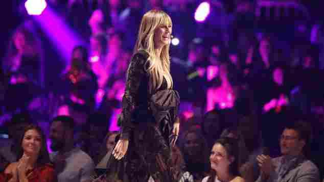 "Heidi Klum beim ""Germany's Next Topmodel""-Finale am 23. Mai 2019"