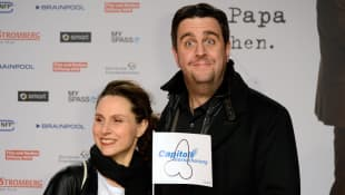 Bastian Pastewka und Heidrun Buchmaier