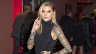 Sophia Thomalla Tattoos