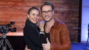 Julia Prokopy und Nico Schwanz Paar zusammen
