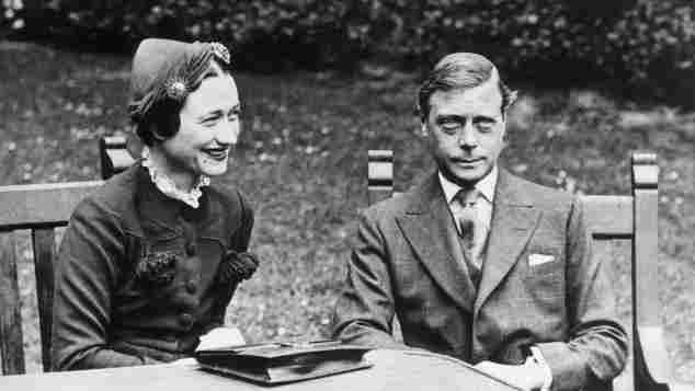 Edward und Wallis Simpson