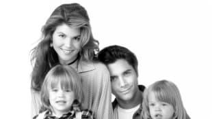 """Full House"": Lori Loughlin und John Stamos"