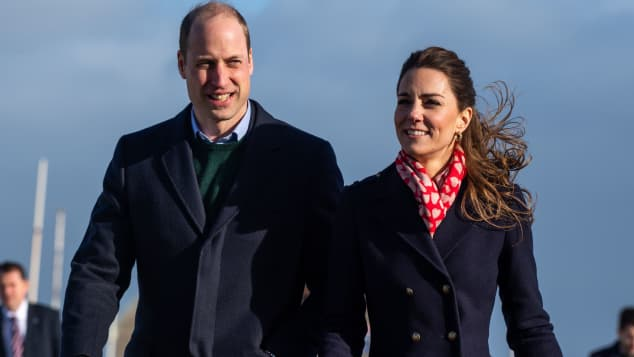 Herzogin Kate Prinz William neue Bilder