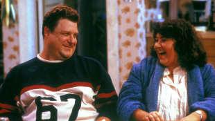 """Roseanne"": John Goodman und Roseanne Barr"