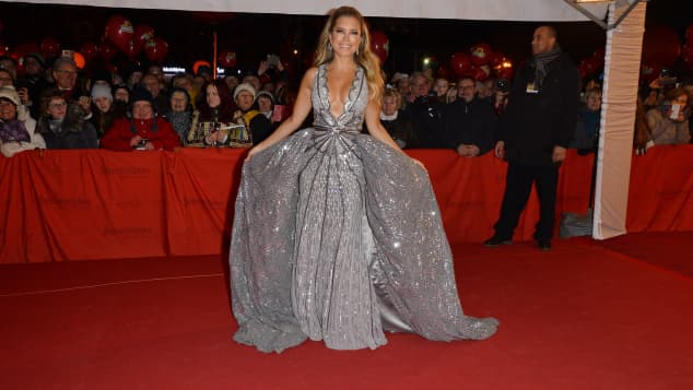 Sylvie Meis SemperOpernball 2019