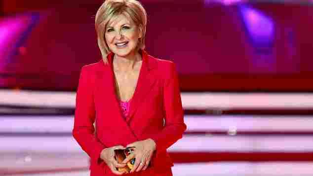 Carmen Nebel empfängt prominenten Besuch in ihrer Samstagabend-Show