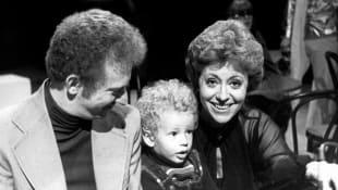 Caterina Valente, Roy Budd und Alexander Budd