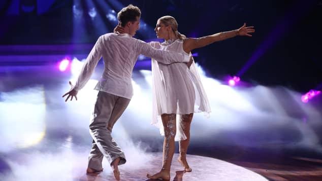 """""""Let's Dance"""": Valentin Lusin und Valentina Pahde"""