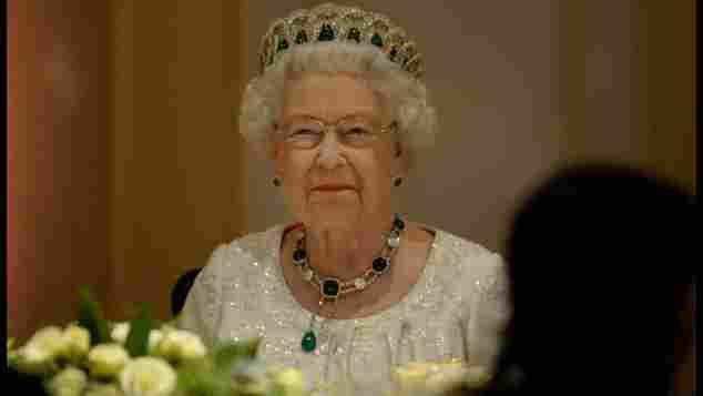 Königin Elisabeth II. achtet sehr auf ihre Ernährung