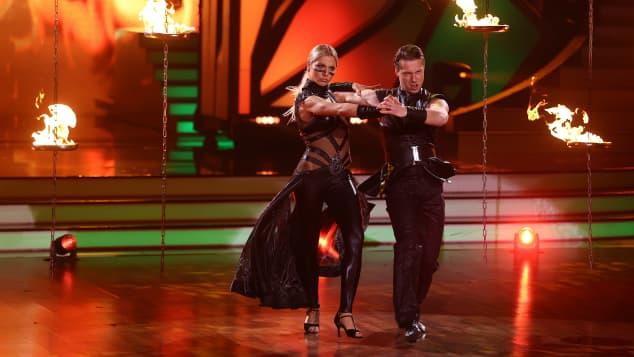 """""""Let's Dance"""": Valentina Pahde und Valentin Lusin"""