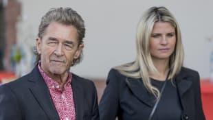 Peter Maffay und Hendrikje Frau Beziehung