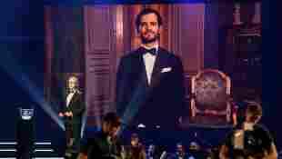 Prinz Carl Philip zu Sportgala zugeschaltet