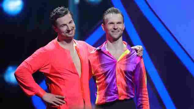 Lets Dance; Lets Dance Nicolas Puschmann; Nicolas Puschmann und Vadim Garbuzov