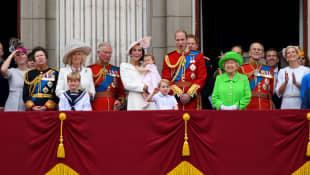 Britisches Königshaus