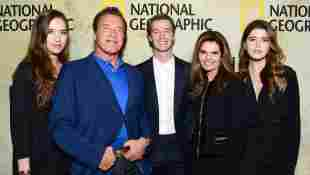 Arnold Schwarzenegger Frau Töchter Sohn Patrick