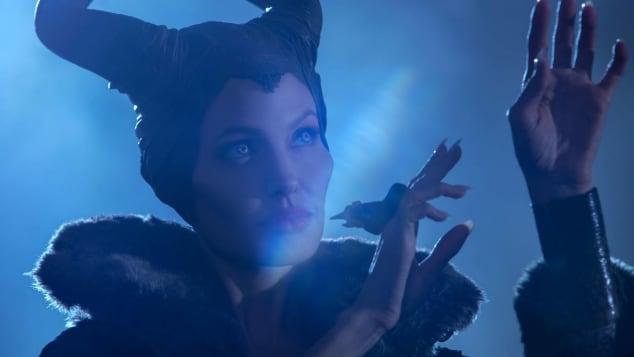 """Angelian Jolie spielt in """"Maleficent"""" eine böse Fee"""