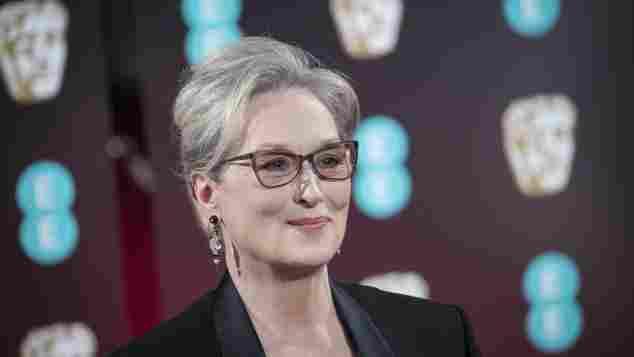Meryl Streep bei den EE British Academy Film Awards am 12. Februar 2017