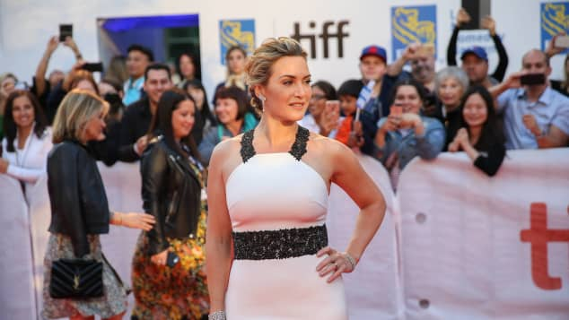 "Kate Winslet 2017 bei der ""The Mountain Between Us""-Premiere"