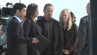 """""""Law and Order: SVU""""-Cast"""