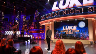 "Luke Mockridge in der ""Greatnightshow"" auf Sat.1 am 13. September 2019"