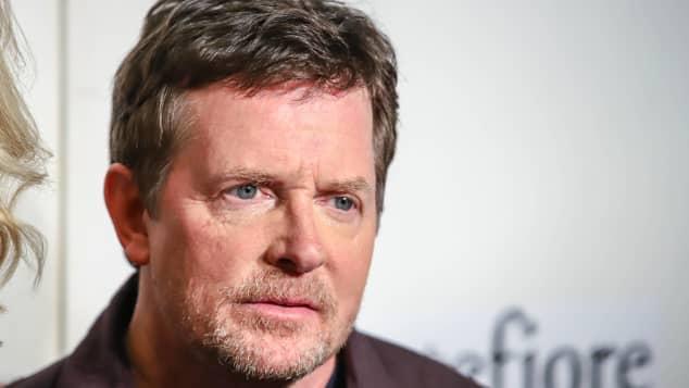 Michael J. Fox leidet an Parkinson