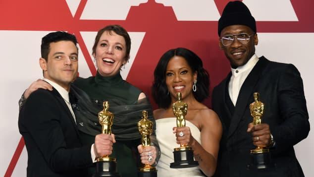 Moderator Oscars 2020