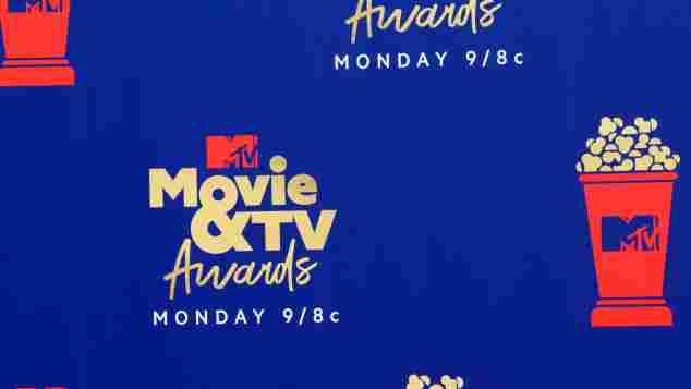 MTV Movie Awards Plakat in Los Angeles am 15. Juni 2019