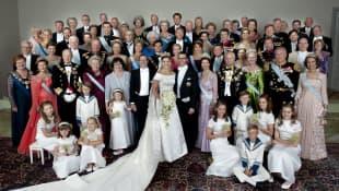 Prinzessin Victoria und Prinz Daniel Hochzeit