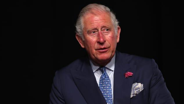 Prinz Charles Prinz Philip Titel