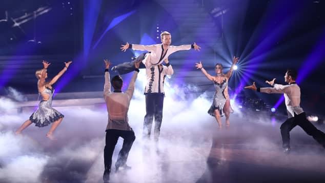 """Let's Dance"": Valentina Pahde, Nicolas Puschmann, Lola Weippert"