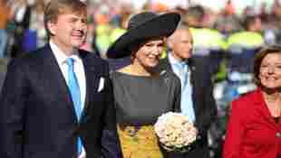 König Willem-Alexander und Königin Maxima besuchen Deutschland