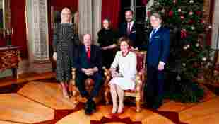 Norwegisches Königshaus Weihnachten