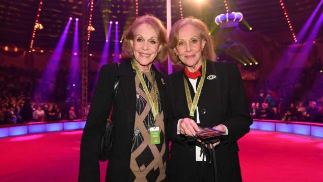 Alice Kessler und Ellen Kessler
