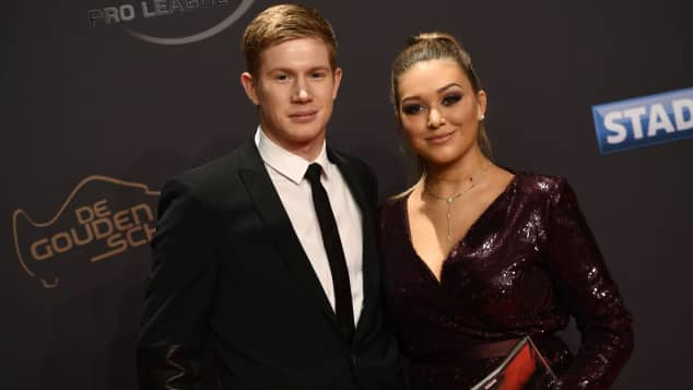 Kevin De Bruyne Frau: Das ist seine süße Familie