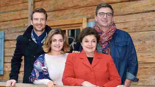 """Der Cast von """"Der Bergdoktor"""""""