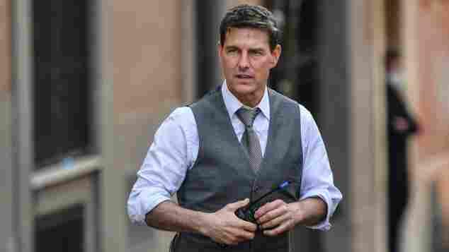 Tom Cruise ist schon seit fast 40 Jahren im Filmgeschäft